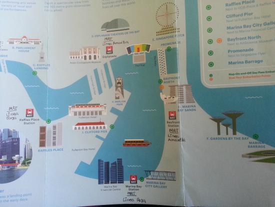 River Explorer Singapore- Day Tours: Parte 2 de la ruta