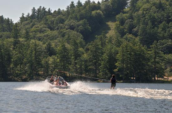 Purity Spring Resort: Property Waterski