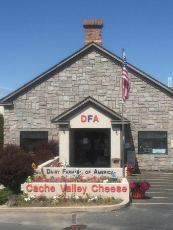 Cache Valley Cheese Factory