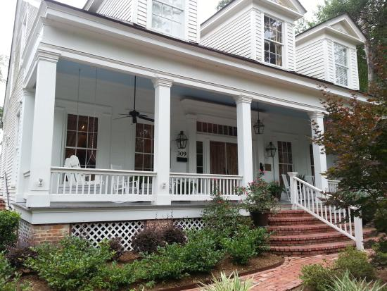 Samuel Guy House - Front Porch