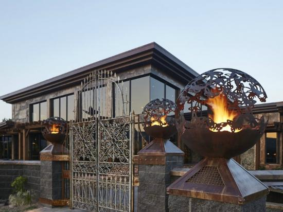 Front entrance - Picture of Mariposa Latin Inspired Grill, Sedona ...