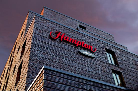 Hampton by Hilton Berlin City West: Exterior