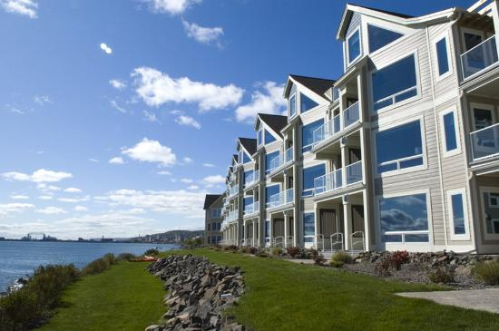 Beacon Pointe Resort: BPRExt Rear