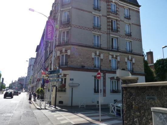 Hôtel Arc Paris Porte D'Orléans: Hotel