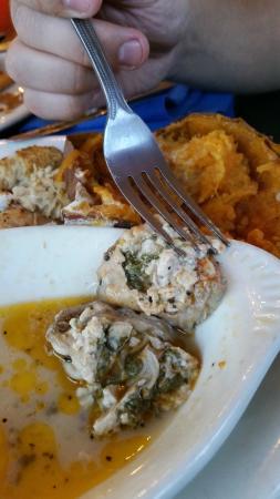 Atlantic Seafood & Steaks Restaurant : oysters