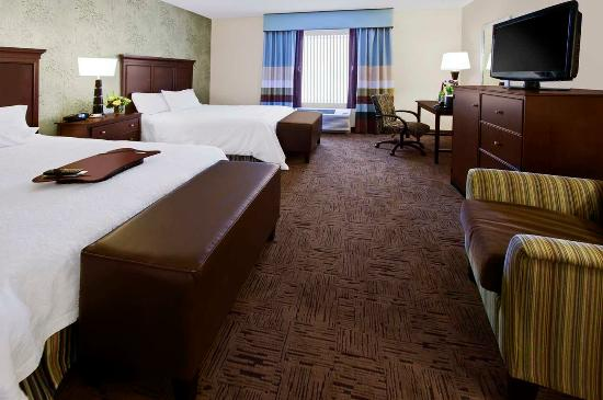 Exeter, Nueva Hampshire: Double Queen Bed ADA Accessible