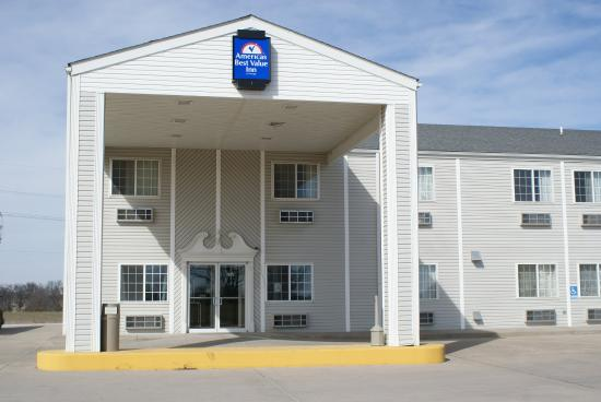 Americas Best Value Inn New Florence: Exterior