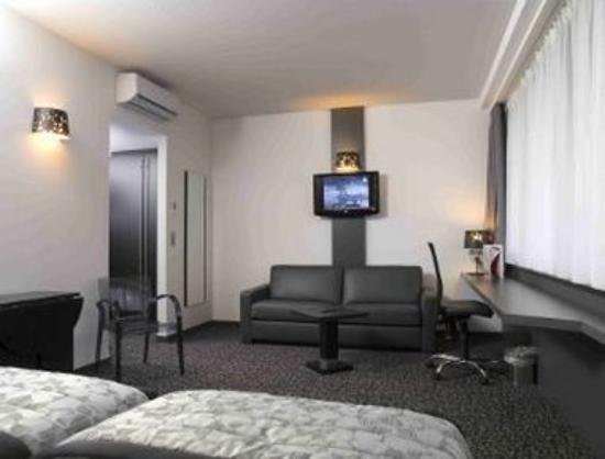 Ramada Brussels Woluwe : Executive Room Type