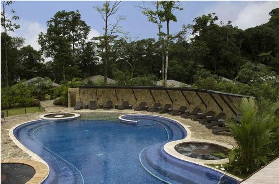 Rio Celeste Hideaway Hotel: Recreational facility
