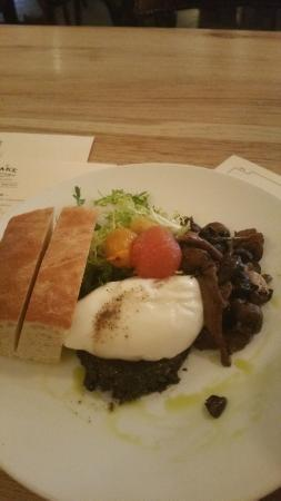 The Hake: Burrata