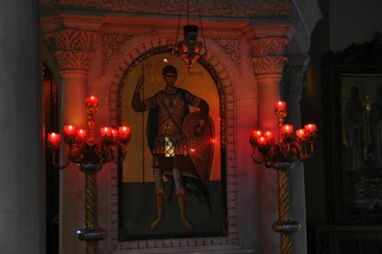 Church of Agios Dimitrios: Храм Дмитрия Солунского в Салониках