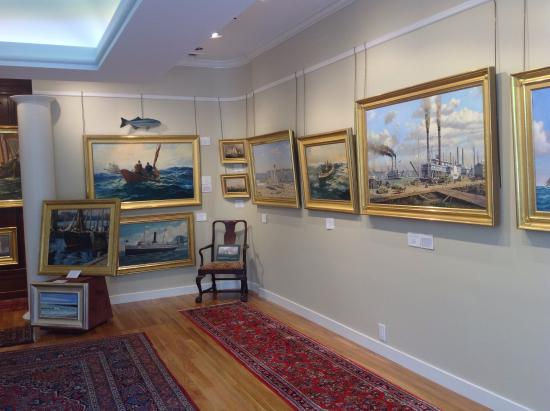 Marine Arts Gallery