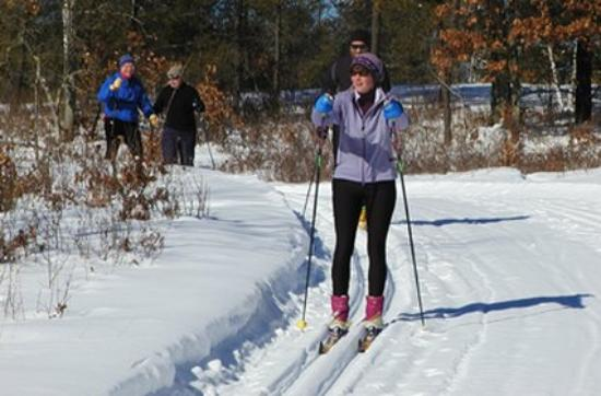 Heartwood Conference Center & Retreat: Skiing
