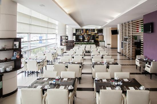 NH Mexico City Valle Dorado: Restaurant