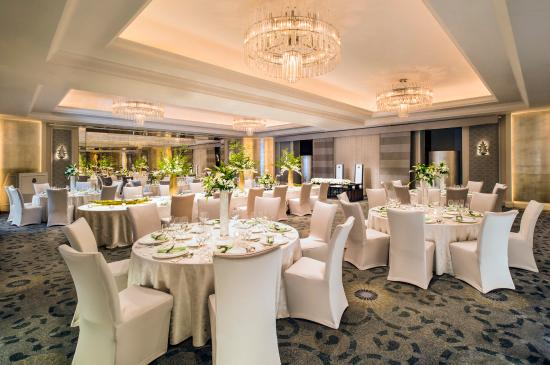 The St. Regis Osaka: Astor Ballroom Wedding