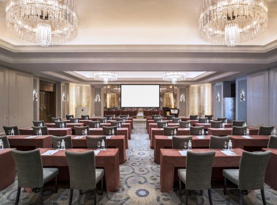 The St. Regis Osaka: Astor Ballroom Classroom