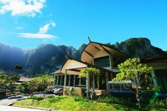 Aonang Phu Petra Resort, Krabi: Exterior view