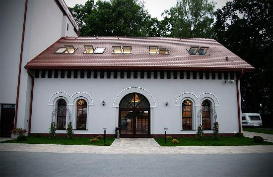 Huta Paprocka Restaurant