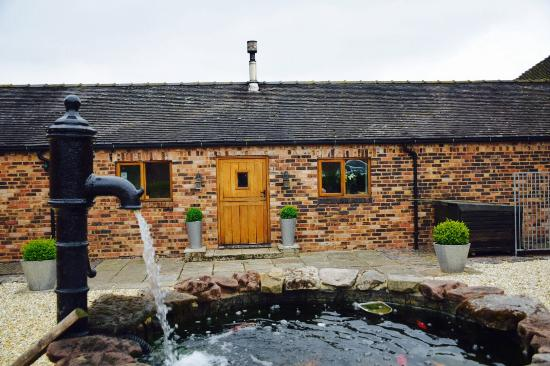 Kingstone, UK: The Hayloft enrty