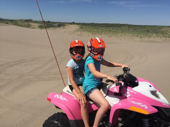 Saint Anthony, ID: Dune Excursions is the best