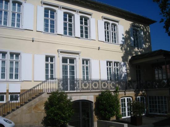 Hotel Ketschauer Hof: Outside