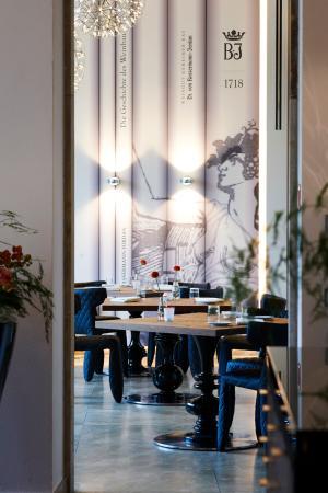 Hotel Ketschauer Hof: Restaurant L.A. Jordan