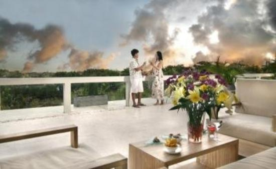 Nusa Dua Retreat and Spa: Roof Top