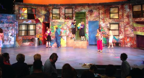Horizon Theatre Company: Avenue Q at Oglethorpe University's Conant Center