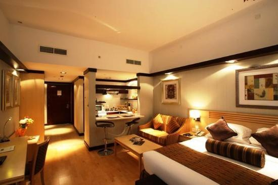 L'Arabia Hotel Apartments: Suite