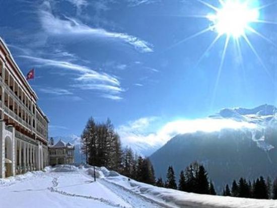 Berghotel Schatzalp: Exterior