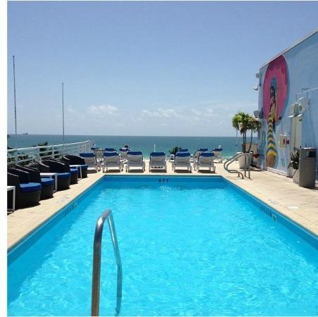 Suites At Congress Ocean Drive Pool