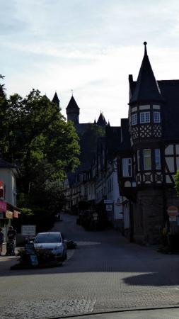 Schloss-Hotel Braunfels: View from Front Door