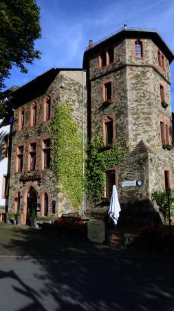 Schloss-Hotel Braunfels: Front