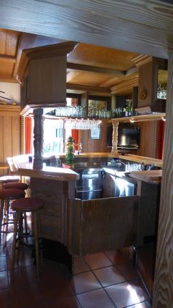 Schloss-Hotel Braunfels: Bar