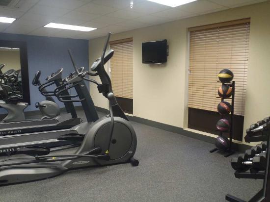 Wiggins, MS: Fitness Center