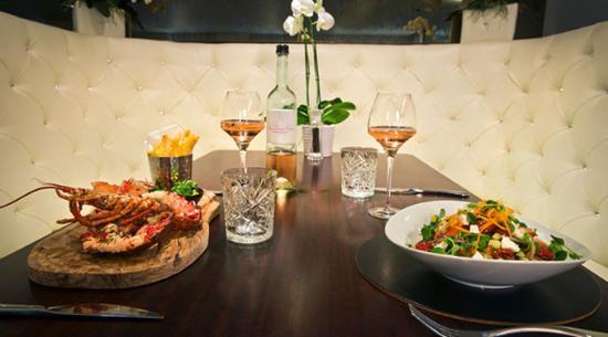 Hotel Colessio: Cuisine