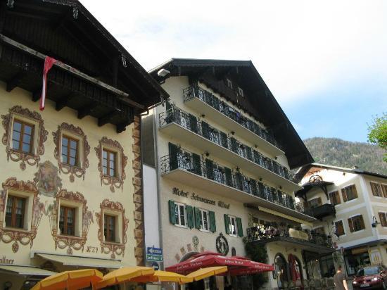 Hotel Schwarzes Rossl St Wolfgang