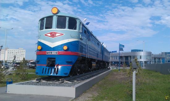 Diesel Freight Locomotive TE-3