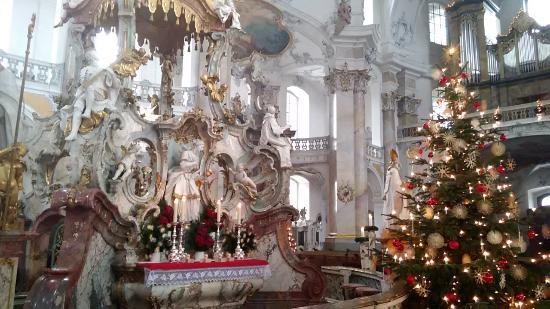 Staffelstein, Allemagne : Внутреннее убранство