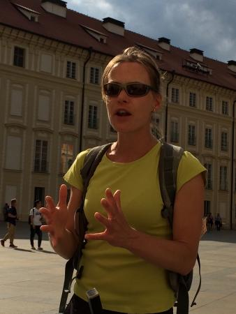 Prague Tip Trip : What a great day in Praha with Jana!