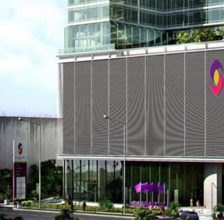 Sivatel Bangkok: exterior