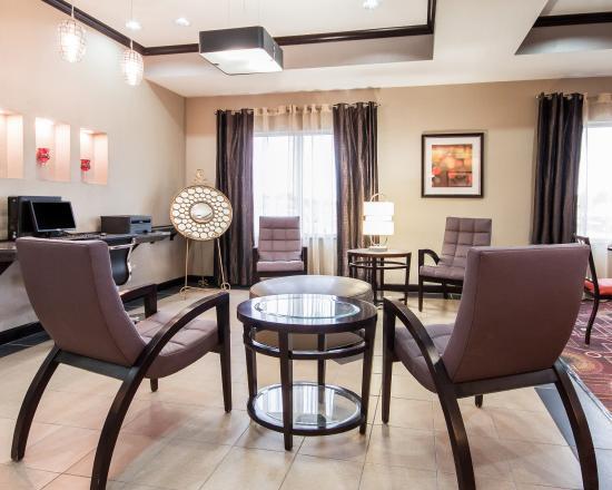 Comfort Suites Pecos : TXCBUSINESS