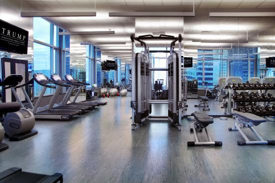 The Adelaide Hotel, Toronto: Fitness Centre