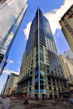 Trump International Hotel & Tower Toronto: Trump Toronto Building - Day