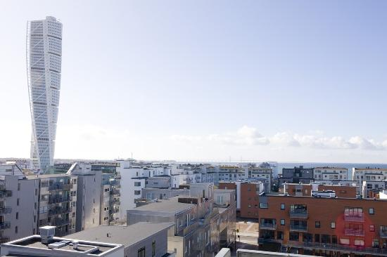 Park Inn by Radisson Malmo: Harbor View