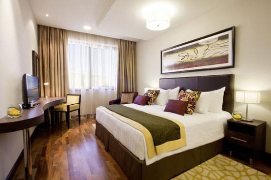 Movenpick Hotel Apartments Al Mamzar Dubai