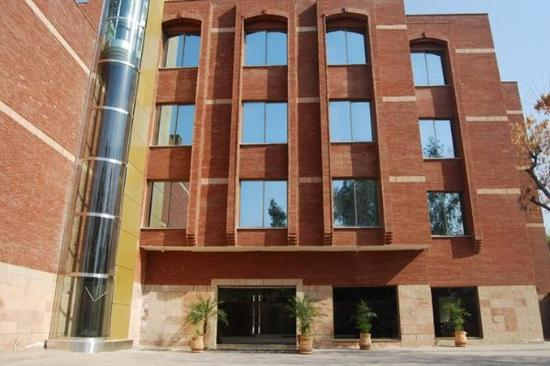 Hotel One Faisalabad: Exterior view