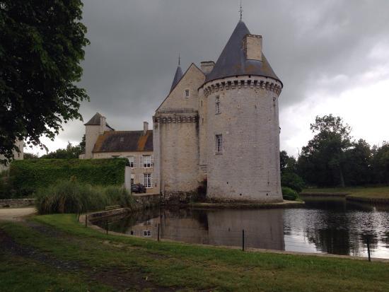 Château de Colombières : The most beautiful place we have ever stayed.