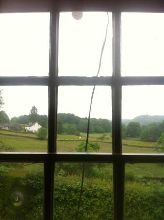Brown Horse Inn: View from the room
