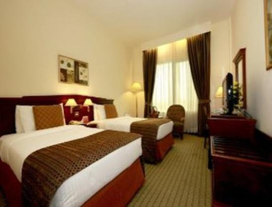 Howard Johnson Bur Dubai: Deluxe Twin Room